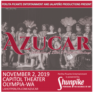 Azucar, a celebration of Latin Heritage - click for tickets